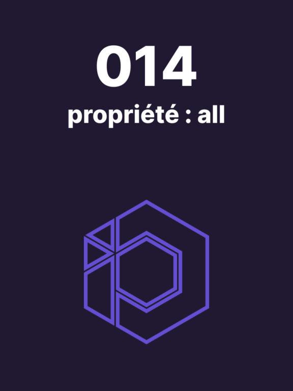 014 – Réinitialiser toutes les propriétés en une ligne de CSS